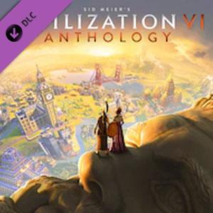 Acheter Civilization 6 Anthology PS4 Comparateur Prix