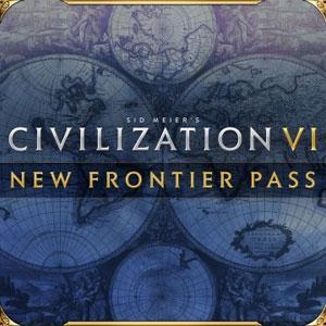 Acheter Civilization 6 New Frontier Pass Clé CD Comparateur Prix