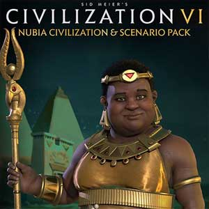 Civilization 6 Nubia Civilization & Scenario Pack