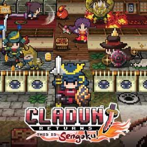 Cladun Returns This Is Sengoku