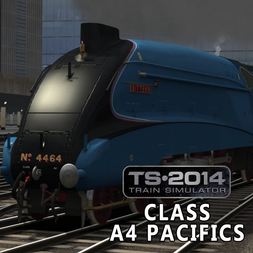 Train Simulator Class A4 Pacifics