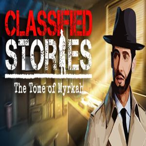 Acheter Classified Stories The Tome of Myrkah Clé CD Comparateur Prix