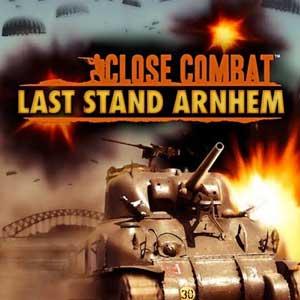 Close Combat Last Stand Arnhem