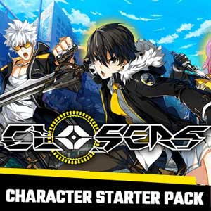 Closers Character Starter Pack