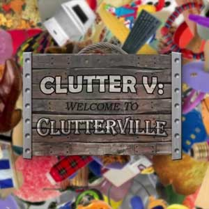 Acheter Clutter 5 Welcome To Clutterville Clé Cd Comparateur Prix