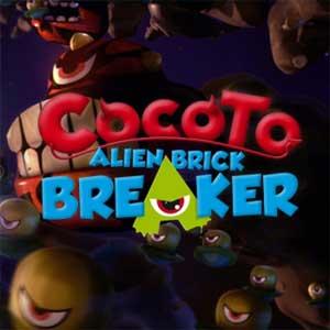 Cocoto Alien Brickbreaker