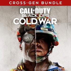 Acheter COD Black Ops Cold War Cross-Gen Bundle Xbox One Comparateur Prix