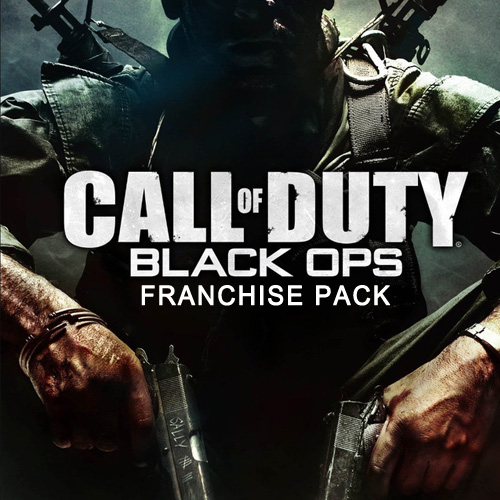 COD Black Ops Franchise Pack