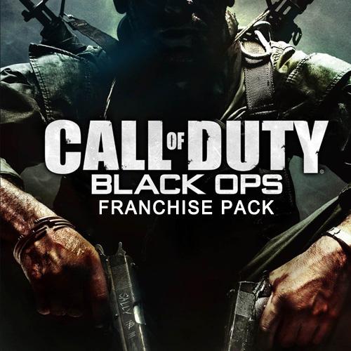 Acheter COD Black Ops Franchise Pack Clé Cd Comparateur Prix