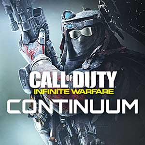 COD Infinite Warfare DLC 2 Continuum