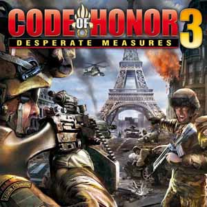 Acheter Code of Honor 3 Desperarte Measures Clé Cd Comparateur Prix