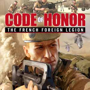 Acheter Code of Honor The French Foreign Legion Clé Cd Comparateur Prix