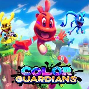 Acheter Color Guardians Clé Cd Comparateur Prix