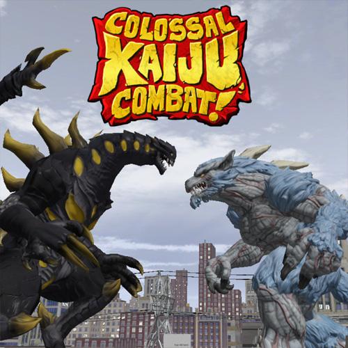 Acheter Colossal Kaiju Combat Kaijuland Battles Clé Cd Comparateur Prix