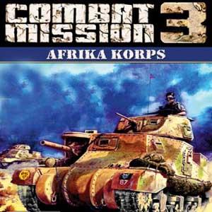 Acheter Combat Mission Afrika Korps Clé Cd Comparateur Prix