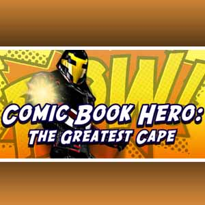 Acheter Comic Book Hero The Greatest Cape Clé Cd Comparateur Prix