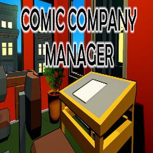 Comic Company Manager