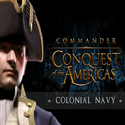 Acheter Commander Conquest of the Americas Colonial Navy Clé Cd Comparateur Prix