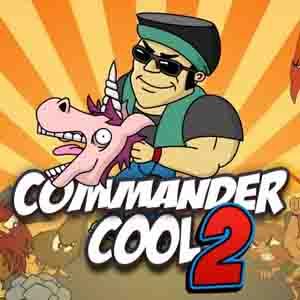 Acheter Commander Cool 2 Clé Cd Comparateur Prix