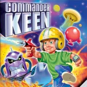 Acheter Commander Keen Clé Cd Comparateur Prix