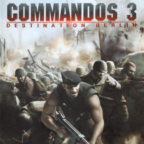 Acheter Commandos 3 Destination Berlin Clé Cd Comparateur Prix