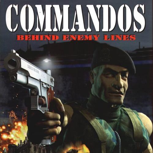 Acheter Commandos Behind Enemy Lines Clé Cd Comparateur Prix