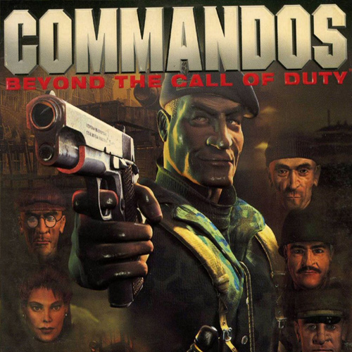 Acheter Commandos Beyond the Call of Duty Clé Cd Comparateur Prix