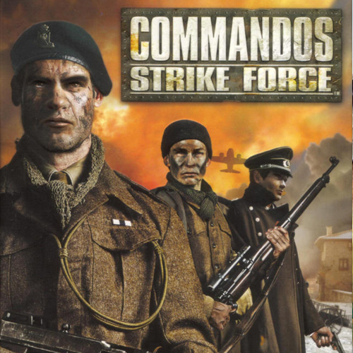 Acheter Commandos Strike Force Clé Cd Comparateur Prix