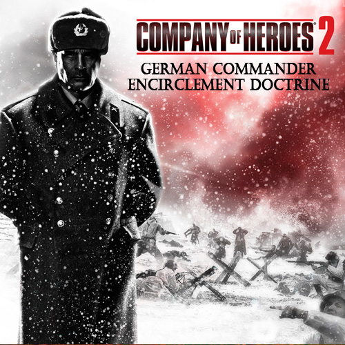 Acheter Company of Heroes 2 German Commander Encirclement Doctrine Clé Cd Comparateur Prix