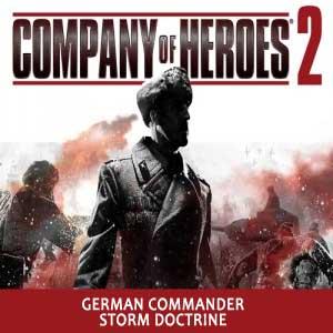 Acheter Company of Heroes 2 German Commander Storm Doctrine Clé Cd Comparateur Prix
