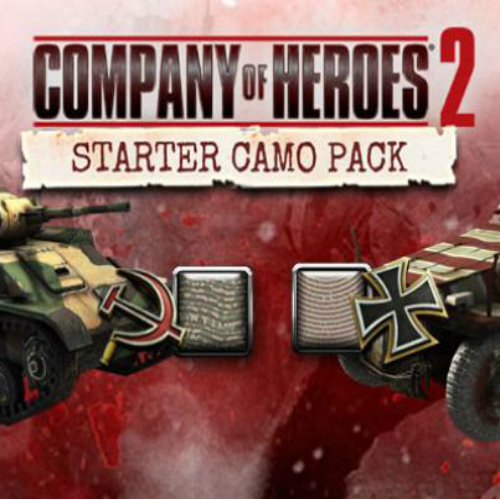 Acheter Company of Heroes 2 Starter Camo Cle Cd Comparateur Prix