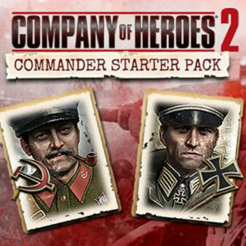 Acheter Company of Heroes 2 Starter Commander Cle Cd Comparateur Prix