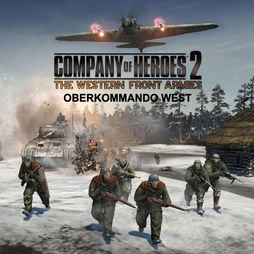 Acheter Company of Heroes 2 The Western Front Armies Oberkommando West Cle Cd Comparateur Prix
