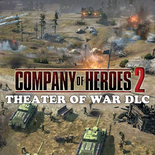 Acheter Company of Heroes 2 Theater of War clé CD Comparateur Prix