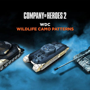 Acheter Company of Heroes 2 Whale and Dolphin Pattern Pack Clé CD Comparateur Prix
