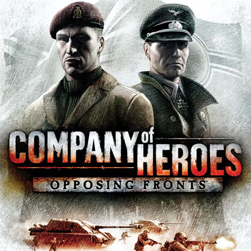Acheter Company Of Heroes Opposing Fronts Clé Cd Comparateur Prix