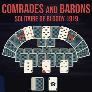 Comrades and Barons Solitaire of Bloody 1919