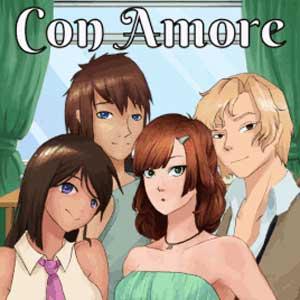 Acheter Con Amore Clé Cd Comparateur Prix