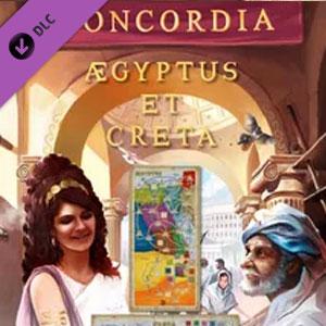 Concordia Aegyptus & Creta