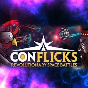 Acheter Conflicks Revolutionary Space Battles Clé Cd Comparateur Prix