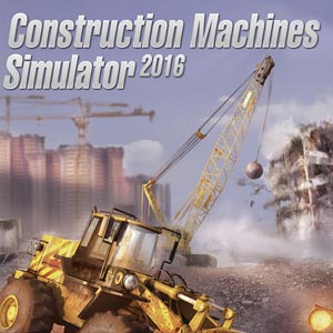 Acheter Construction Machines Simulator 2016 Clé Cd Comparateur Prix