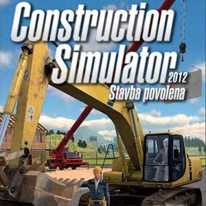 Acheter Construction Simulator 2012 Clé Cd Comparateur Prix