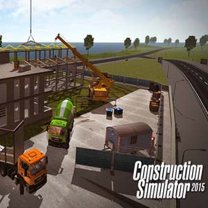 Construction Simulator 2015 Liebherr 150 EC-B