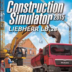 Acheter Construction Simulator 2015 Liebherr LB 28 Clé Cd Comparateur Prix