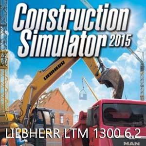Construction Simulator 2015 Liebherr LTM 1300 6.2