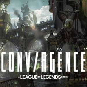 Convergence A League of Legends Story
