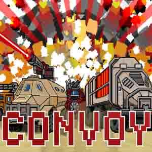Acheter Convoy Clé Cd Comparateur Prix