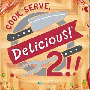 Cook, Serve, Delicious! 2!!