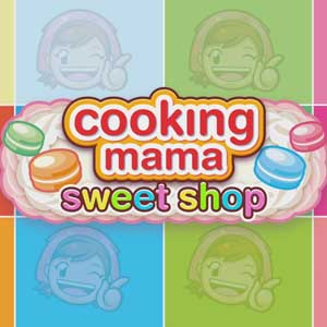 Cooking Mama Sweet Shop
