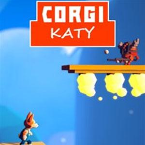Corgi Katy 3D